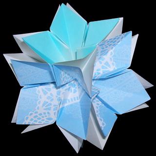 Balloon-flower-modular-type