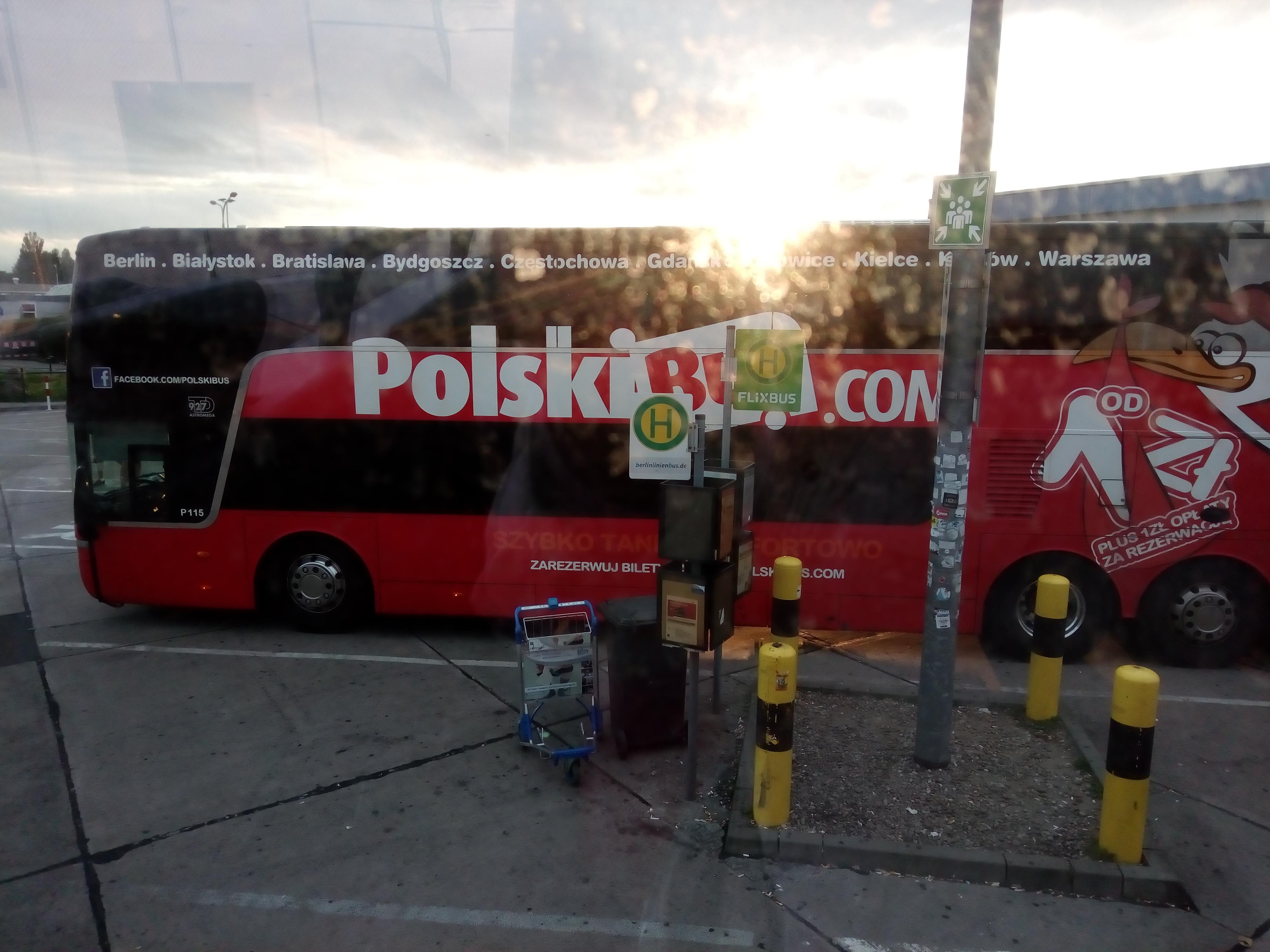 I'm in Poland!!